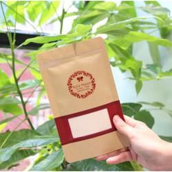 Hỗ trợ phí ship từ 49k - Cám Gạo Cà Phê Handmade 500G