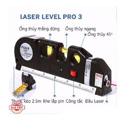 Thước đo xây dựng Laser đa năng - 510