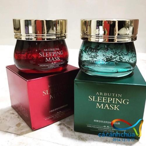 Mặt Nạ Ngủ Dưỡng Ẩm Sáng Da Argireline Sleeping Mask