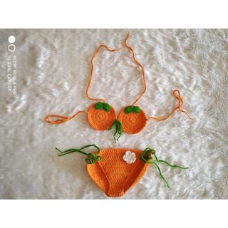 Bikini handmade cho bé