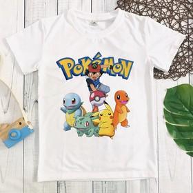 Áo thun pikachu bé trai - MM085_PKC_3
