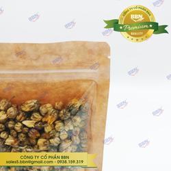 Combo 135 túi mặt giấy mặt trong 15x22cm, 18x26cm đựng trà, hạt, ngũ cốc, bột
