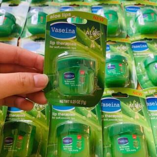 Dưỡng nẻ môi Vaseina - Dưỡng nẻ môi Vaseina thumbnail