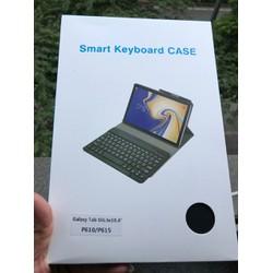 Bao da kèm bàn phím cho máy tính bảng samsung galaxy Tab S6 lite 10.4 inch P610/P615