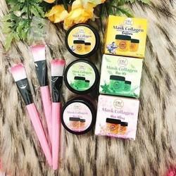 Mặt Nạ Mask Yến Tươi Collagen DM Beauty 50 gram