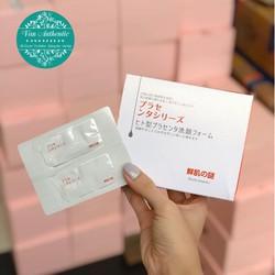 Mặt nạ ủ trắng nhau thai RWINE BEAUTY Nhật Bản hộp 50 miếng