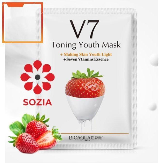 Mặt nạ V7 Toning youth Mask trái cây nhiều loại