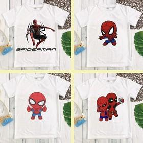Áo thun nhện bé trai cá tính - MM085_nhện_3