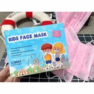 Khẩu Trang Y Tế Cho Bé Kids Face Mask - 370 thumbnail
