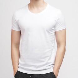 Áo lót nam 100% cotton trung niên