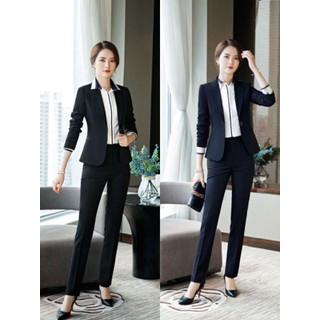 Set Nguyên Bộ Áo Vest Quần Dài thời trang Hàn Quốc size s m l xl xxl - L1220083101 thumbnail