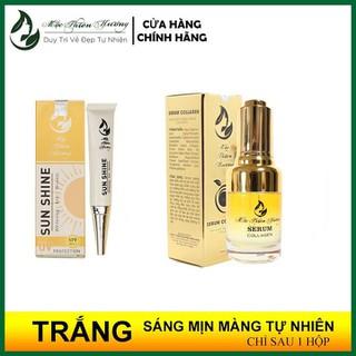 COMBO DƯỠNG DA BAN NGÀY - MỘC THIÊN HƯƠNG - MTHCBBN thumbnail