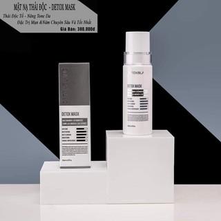 [Chính hãng] mặt nạ sủi bọt thải độc detox mask blanc - 0318 thumbnail