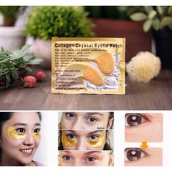 Combo 10 Miếng Nạ Mắt Collagen Hàng