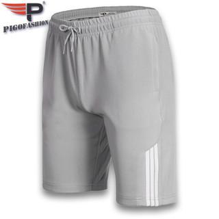 Quần short thun nam GYM Sport, vải thun lạnh thể thao mịn co giản, trẻ trung năng động Pigofashion QTTN01 - FS5 - QTTN01.FS5 thumbnail