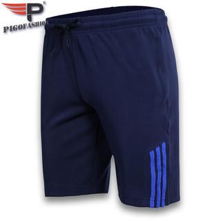 Quần short thun nam GYM Sport, vải thun lạnh thể thao mịn co giản, trẻ trung năng động Pigofashion QTTN01 - FS2 - qttn01fs.2 thumbnail
