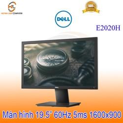 Màn hình máy tính 19.5inch LCD Dell E2020H (1600 x 900/TN/60Hz/5 ms) - Hãng phân phối