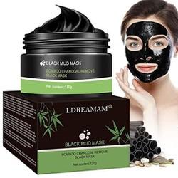 Gel lột mụn đầu đen hàng Đức Ldreamam Black Mud Mask 120g