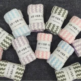 SET 10 KHĂN MẶT XUẤT KT 30X50CM, khăn mặt cotton mềm mịn - khăn mặt thumbnail