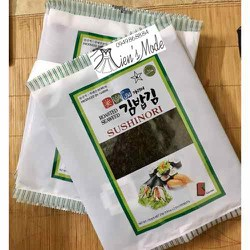 Rong biển Hàn quốc làm cơm cuộn susi