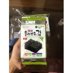Rong biển Hàn quốc tẩm vị ăn liền