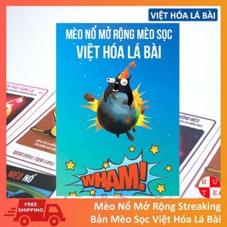 Mèo Nổ Mở Rộng [ĐƯỢC KIỂM HÀNG] - SHOPBAN1181VN thumbnail
