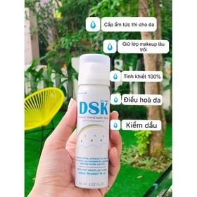 Combo 2 Chai xịt khoáng DSK - Hàng Thái Lan xách tay chính hãng - xkdsk