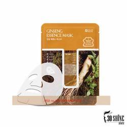 Mặt Nạ Tinh Chất Nhân Sâm – SNP Ginseng Essence Mask (5 Miếng)
