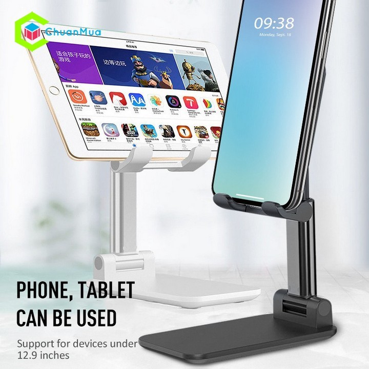 Hình ảnh Giá đỡ điện thoại, máy tính bảng