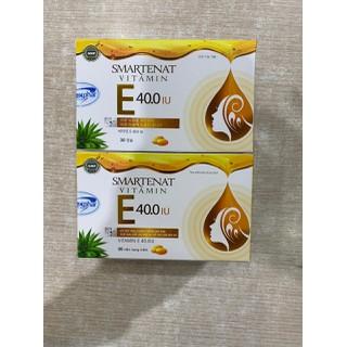 [Combo 2 hộp] Viên uống đẹp da Hàn Quốc giúp bổ sung Vitamin E 4000mcg, , Om.ega 3 sáng mịn da, chống lão hóa - Hộp 30 viên dùng 1 tháng - vitamin e Hq thumbnail