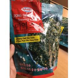 Rong biển ăn liền đặc sản Nha Trang ăn là mê