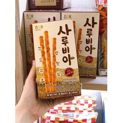 Bánh que Haitai mè và dừa Hàn Quốc