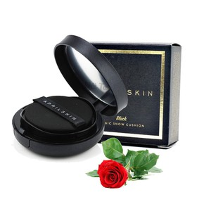 Phấn Nước April Skin Black Magic Snow Cushion - April Skin Black