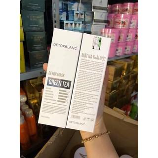 Detox Blanc - Mặt nạ thải độc Detox Blanc chính hãng - 0687 thumbnail
