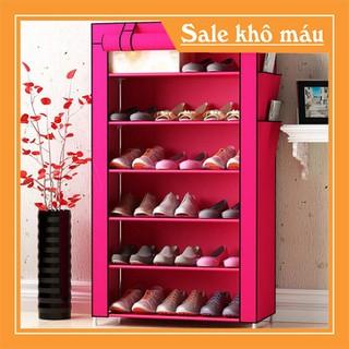Tủ giày dép 7 tầng - Tủ giày dép thumbnail