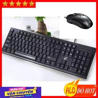 Bàn phím máy tính có dây kèm chuột - Bộ Bàn Phím Chuột Q9-BBPCQ9 thumbnail