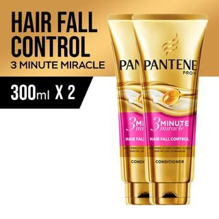 COMBO 2 tuýp kem xả Pantene 3 Phút diệu kỳ Ngăn rụng tóc 300ml - COMBO 3MMNRT300 thumbnail