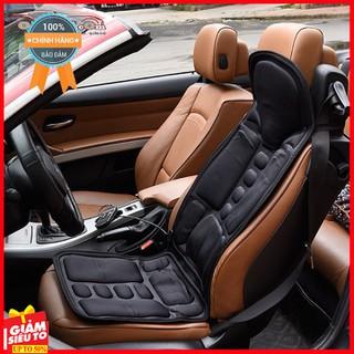 Lót ghế xe ô tô có massage - Lót ghế xe ô tô thumbnail