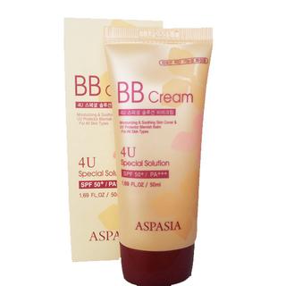 Kem lót ASPASIA korea Kem nền BB Cream 4U Special Solution - TT2022 thumbnail