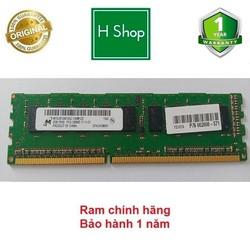 Ram 2GB DDR3 (PC3) bus 1333/10600E ECC Unbuffered và các loại khác, cho máy trạm Worksation, và PC, bảo hành 1 năm