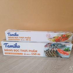Màng Bọc Thực Phẩm Tamiko 30cm x150m