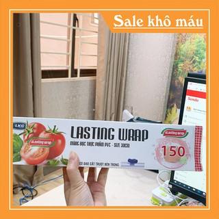 Màng bọc thực phẩm LASTINC WRAP 30cmx150m - HMBTP-1 thumbnail