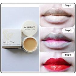Che Khuyết Điểm Môi  Tapping Lip Concealer 3 5G   Bon91 Hàng Chuẩn