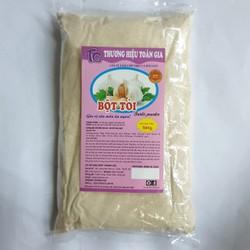 Bột tỏi gói 500gr - Garlic Powder gia vị của món ăn ngon, tiện lơi, dễ dàng tẩm ướp, ngấm đều