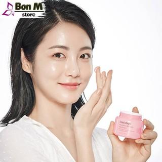 Kem Dưỡng Sáng Dạng Gel Hoa Anh Đào Innissfree Jeju Cherry Blossom Jelly Cream 50ml - kem dưỡng da 4