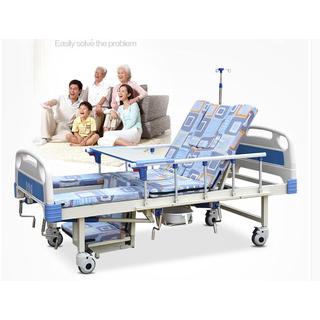 Giường bệnh đa năng - Giường y tế 4 tay quay - BT8500-1 thumbnail