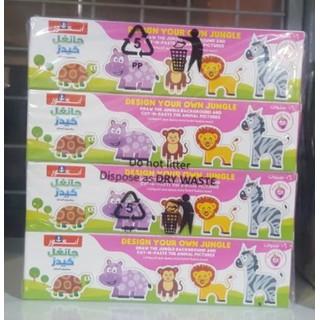 Combo lốc 8 hộp Kem đánh răng trẻ em từ Anchor Jungle Kids 50g Vị dâu (Tặng kèm bàn chải) - 3241 thumbnail