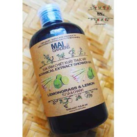 Sữa Tắm Sả Chanh Organic - STXC
