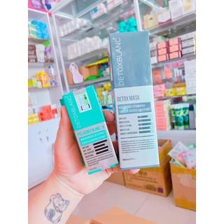 Combo Detox Blanc Tri mụn mẫu mới - 773 thumbnail