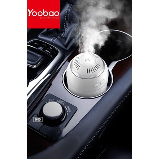 Máy tạo độ ẩm, máy khuếch tán tinh dầu, máy phun sương dùng trên xe hơi và trong phòng khép kín Yoobao H05 - H05 thumbnail